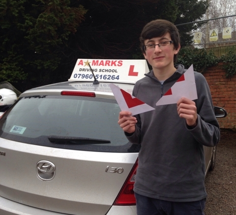 Chris Bryan - A Star Marks Driving School - Driving Instructor Shipston on Stour