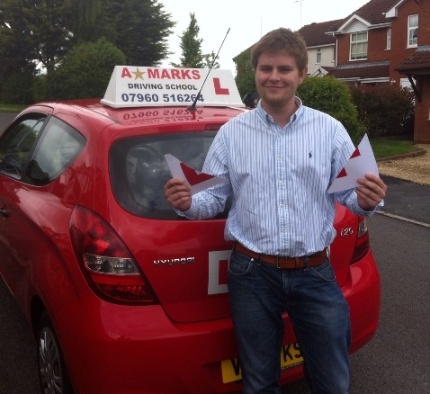 Tom Lane - A Star Marks Driving School - Driving Instructor Shipston on Stour
